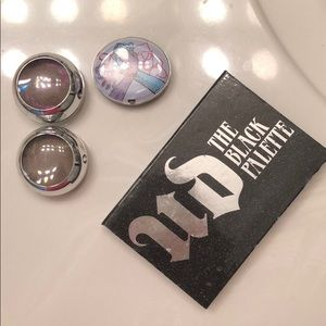 Urban Decay and Too Faced Eye Shadow Bundle